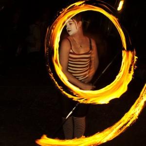 Brennan Events Fire Performer 3