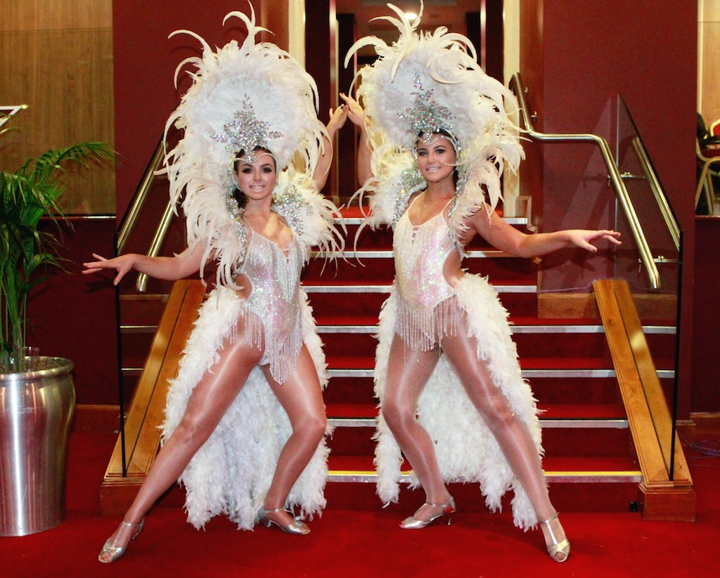 Brennan Events Vegas Showgirls MandG