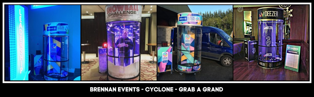 Cyclone collage